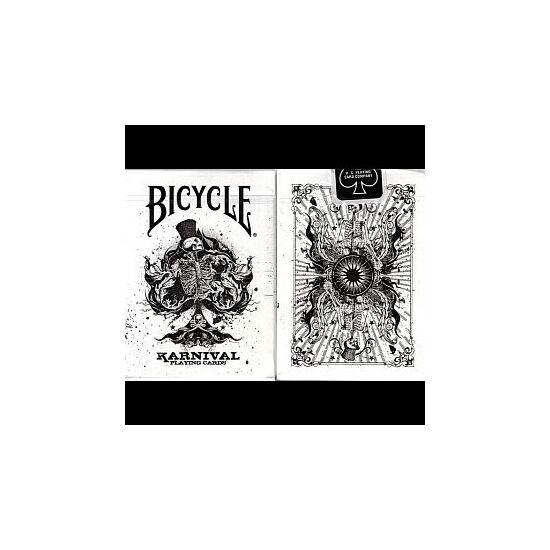 Bicycle Karnival kártya, eredeti első kiadás!