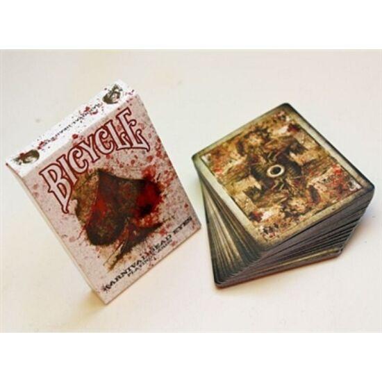 Bicycle Karnival Dead Eyes kártya, 1 csomag