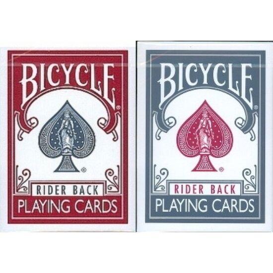 Bicycle Titanium Deck kártya, 1 csomag