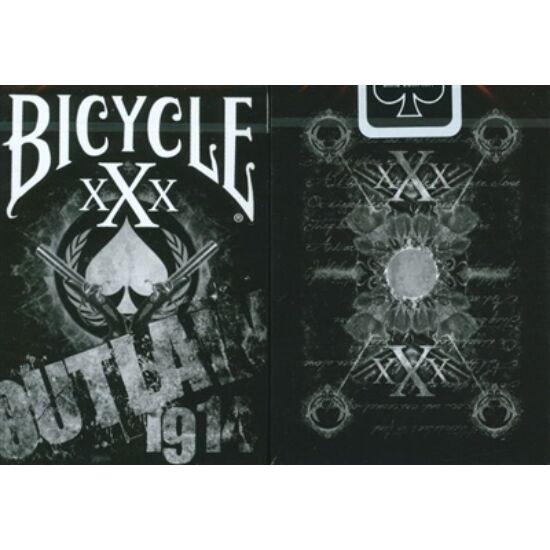 Bicycle Outlaw 1914 Deck kártya, 1 csomag