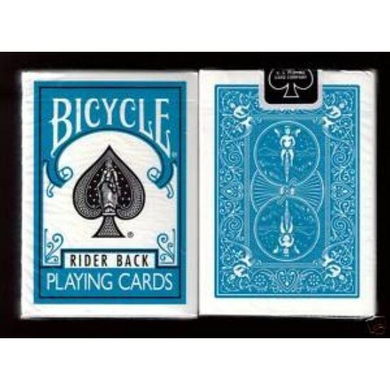 Bicycle 808 Rider Back - Turquoise Back kártya (türkizkék hátlapú), 1 csomag