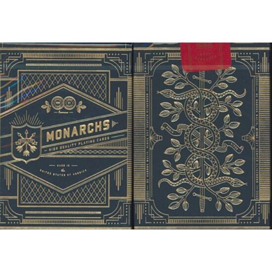 Monarchs kártya, 1 csomag