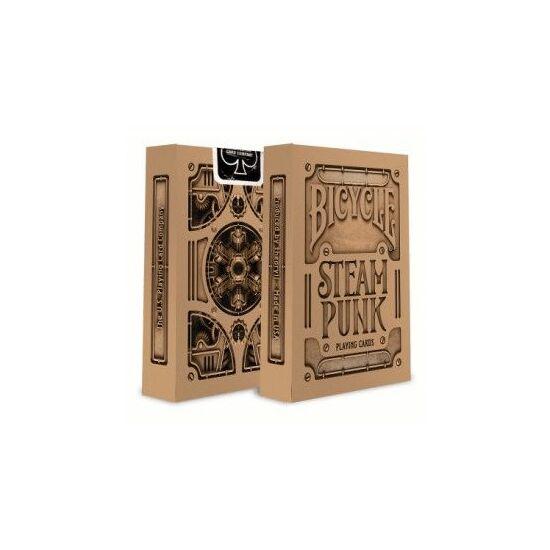 Bicycle Steampunk kártya, 1 csomag