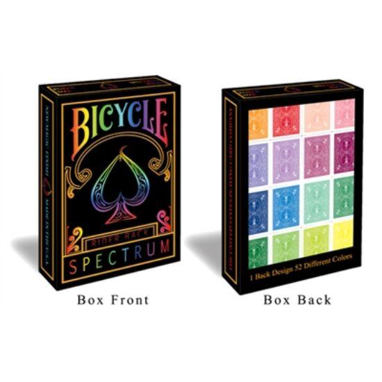 Bicycle Spectrum kártya, 1 csomag