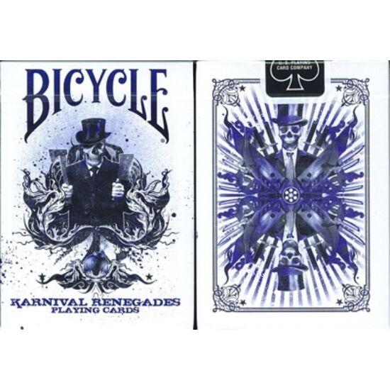 Bicycle Karnival Renegades kártya, limitált lila kiadás, 1 csomag