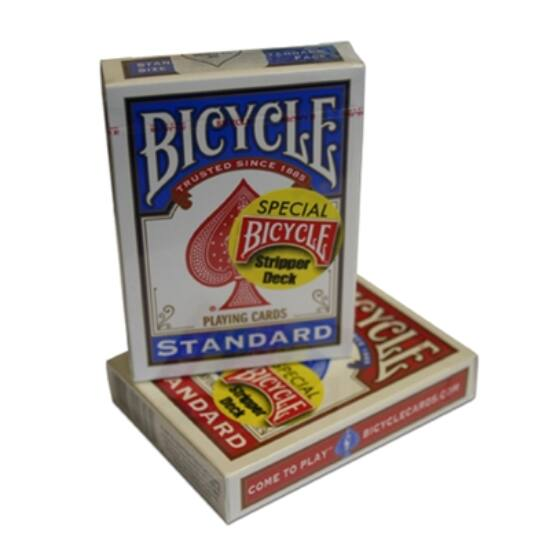 Bicycle Stripper Deck kártya, 1 csomag