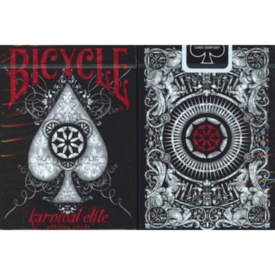Bicycle Karnival Elite kártya, 1 csomag