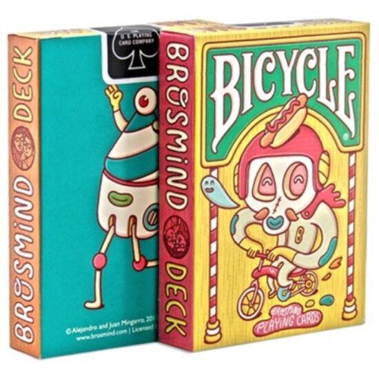 Bicycle Brosmind kártya, 1 csomag