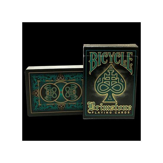 Bicycle Brimstone Aqua kártya, 1 csomag