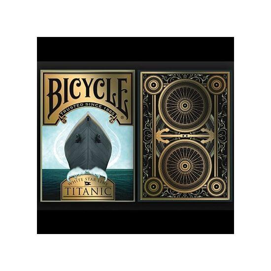 Bicycle Titanic (Life) kártya, 1 csomag