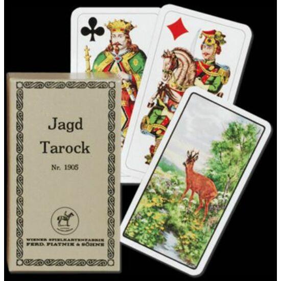 Vadász Tarokk kártya (Jagd Tarock), 1 csomag