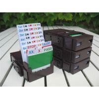 Bridgepartner Pocket, bridzs licitkészlet (4 db)