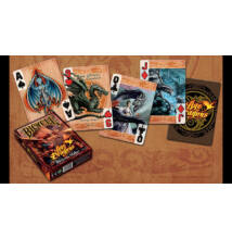 Bicycle Age of Dragons kártya