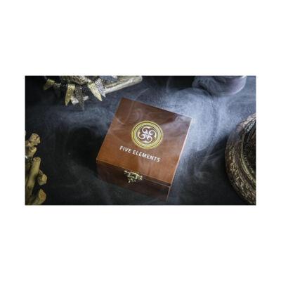 Five Elements kártya, Wooden Collection Set