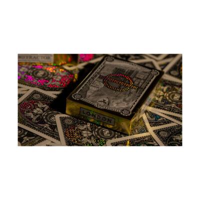 London Diffractor Gold kártya