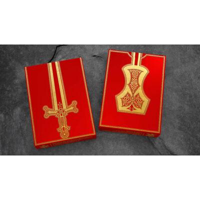 Arthurian kártya - Excalibur Edition