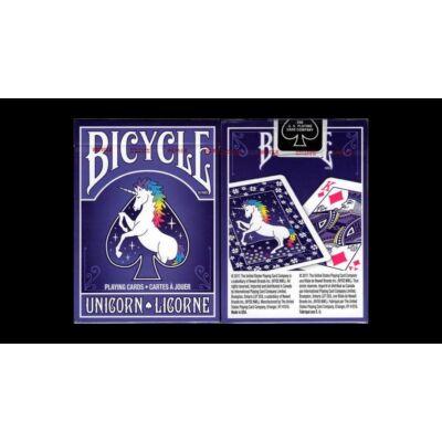 Bicycle Unicorn kártya