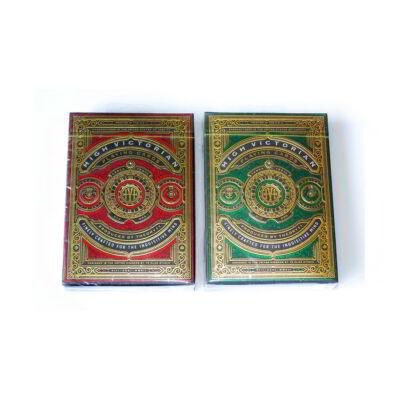 High Victorian kártya, dupla csomag